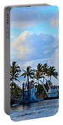 Lighthouse Sunrise Portable Battery Charger