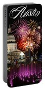 Lighting Up Austin Portable Battery Charger