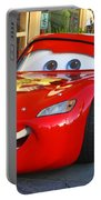 Lightning Mcqueen Portable Battery Charger