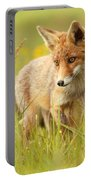 Lil' Hunter - Red Fox Cub Portable Battery Charger
