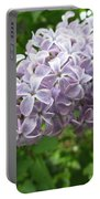 Lilac 1 Portable Battery Charger