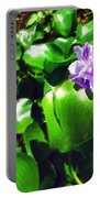 Lilac Pink Beauty Portable Battery Charger
