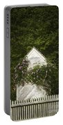Lilacs Portable Battery Charger