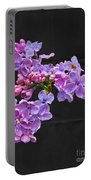 Lilacs - Perfumed Dreams Portable Battery Charger