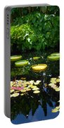 Lilly Garden Portable Battery Charger