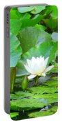 Lilly Pad Portable Battery Charger