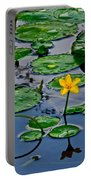 Lilly Pad Pond Portable Battery Charger