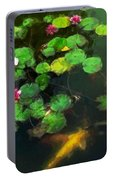Lily 0147 - Oil Stain Sl Portable Battery Charger