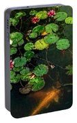 Lily 0147 - Watercolor 1 Sl Portable Battery Charger