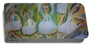 Lily Allegro Ballet Portable Battery Charger