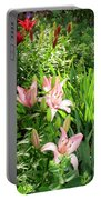 Lily Garden Portable Battery Charger