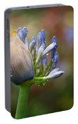 Lily Of The Nile Portable Battery Charger