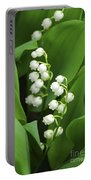 Lily-of-the-valley  Portable Battery Charger