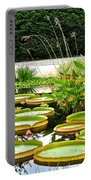 Lily Pad Garden Portable Battery Charger
