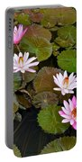 Lily Pad Haven Portable Battery Charger