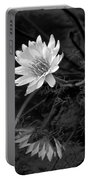 Lily Reflection Portable Battery Charger