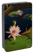Lily White Monet Portable Battery Charger