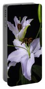 Lily's In Bloom Portable Battery Charger