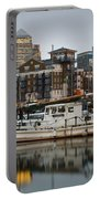 Limehouse Basin. Portable Battery Charger