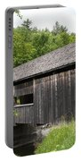 Lincoln Gap Covered Bridge Portable Battery Charger