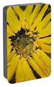 Linda's Arizona Sunflower 2 Portable Battery Charger
