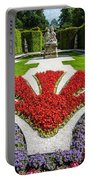 Linderhof Palace Gardens - Bavaria - Germany Portable Battery Charger