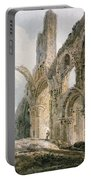 Lindisfarne Abbey Portable Battery Charger