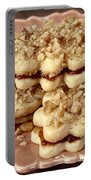 Linzer Cookies Portable Battery Charger
