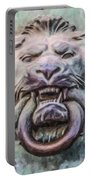 Lion And Snake Portable Battery Charger