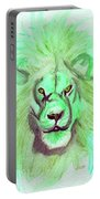 Lion Blue By Jrr Portable Battery Charger