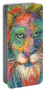 Lion Explosion Portable Battery Charger