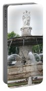 Lion Fountain - Aix En Provence Portable Battery Charger