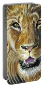 Lion King Portable Battery Charger