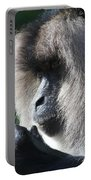 Lion Tailed Macaque Portable Battery Charger