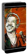 Lionel In Red Portable Battery Charger