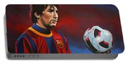 Lionel Messi 2 Portable Battery Charger