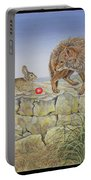 Lions Hotel Portable Battery Charger