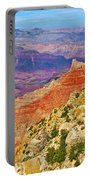Lipan Point View On East Side Of South Rim Of Grand Canyon-arizona   Portable Battery Charger