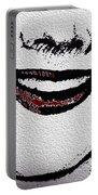 Liposuction Successful  Portable Battery Charger by Sir Josef - Social Critic -  Maha Art