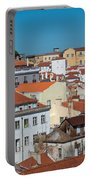 Lisbon Alfama District Portable Battery Charger