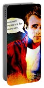 Listen To James Portable Battery Charger