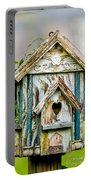 Little Birdhouse Portable Battery Charger