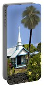 Little Blue Church Kona Portable Battery Charger