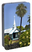 Little Blue Church Kona Portable Battery Charger
