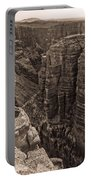 Little Colorado River Overlook Portable Battery Charger