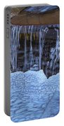 Little Frozen Waterfall Portable Battery Charger