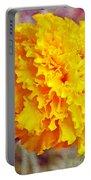 Little Golden  Marigold Portable Battery Charger