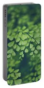 Little Green Leaves Portable Battery Charger