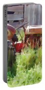 Little Red Tractor Portable Battery Charger