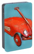 Little Red Wagon Portable Battery Charger